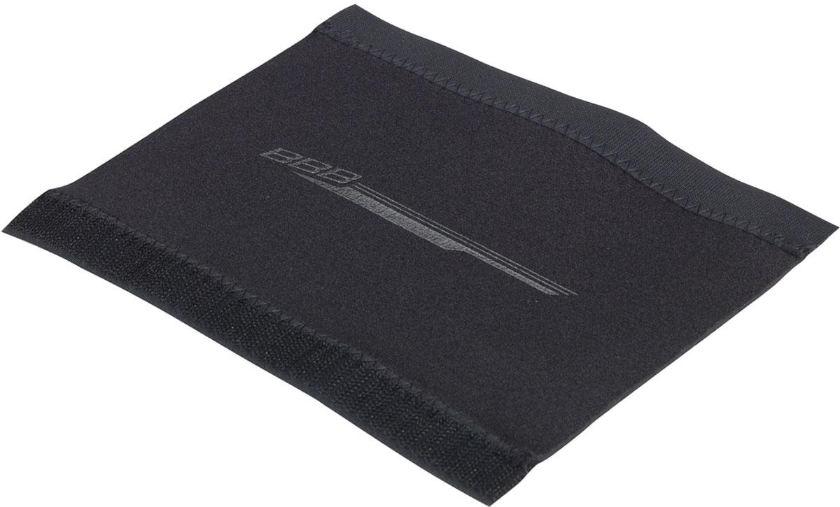 Защита пера BBB StayGuard XL, цвет: черный, 200 x 160 x 160 ммBBP-12XLНеопреновая защита BBB BBP-12 Stayguard надежно защитит лако-красочное покрытие пера вашего велосипеда от царапин и сколов. Защита пера BBP-12 Stayguard крепится с помощью Velcro липучки, с внутренней стороны нанесен антипроскальзыващий слой. Особенности: неопреновый чехол защищает перо велосипеда от ударов и царапин; выполнен из жесткого но гибкого материала; широкая липучка надежно крепит защиту к перу; противоскользящий материал внутри.