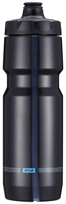 Фляга велосипедная BBB AutoTank XL, цвет: черный, 750 мл