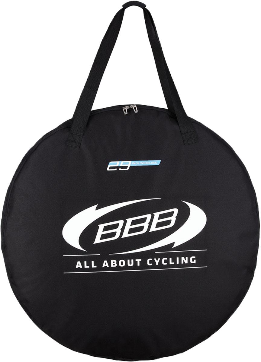 """Чехол для колеса BBB """"WheelBag"""", цвет: черный, 29"""""""