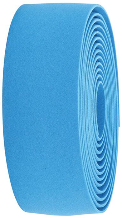 Обмотка руля BBB RaceRibbon, цвет: голубой заглушки руля bbb plug