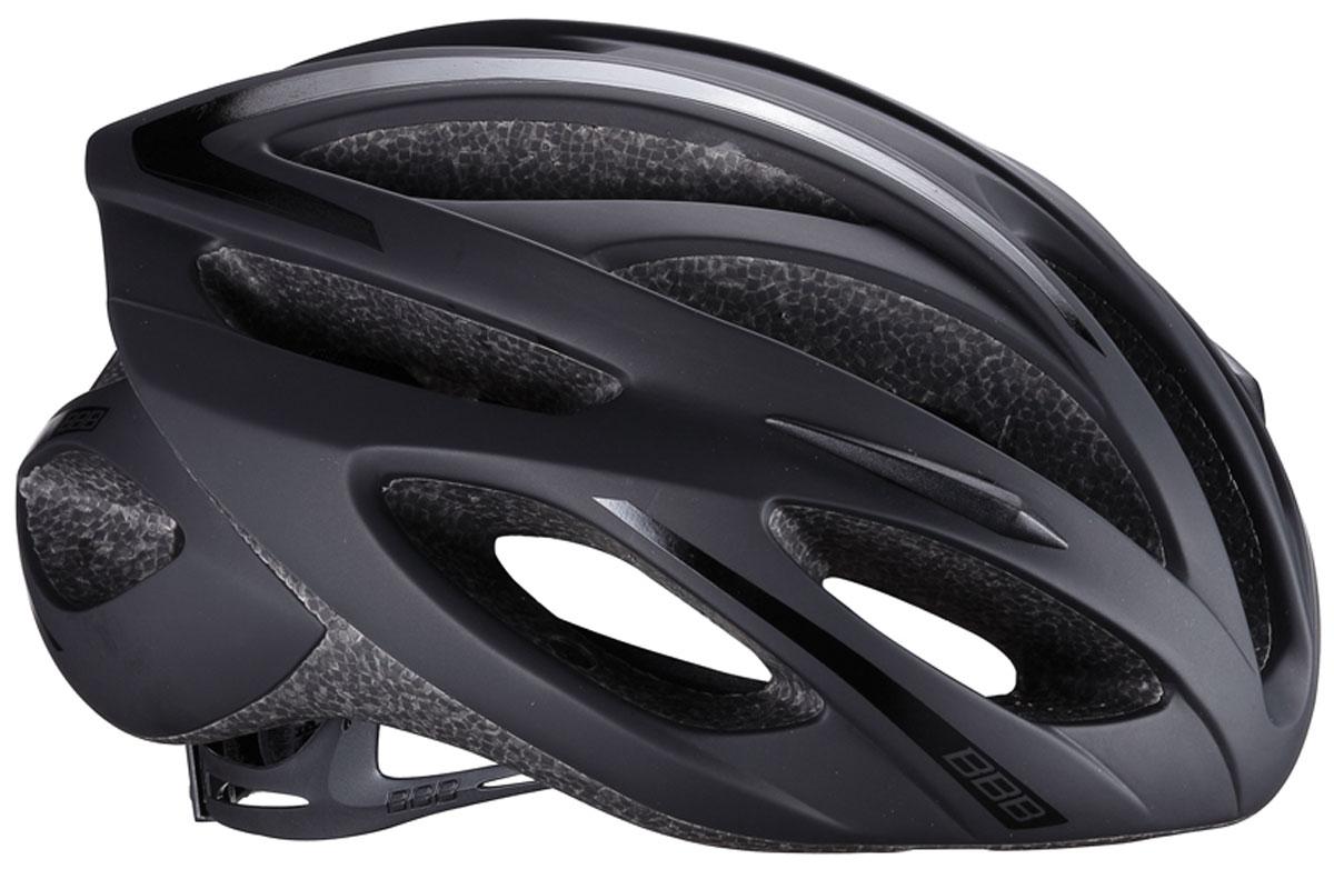 Велошлем BBB 2018 Taurus, цвет: черный. Размер L