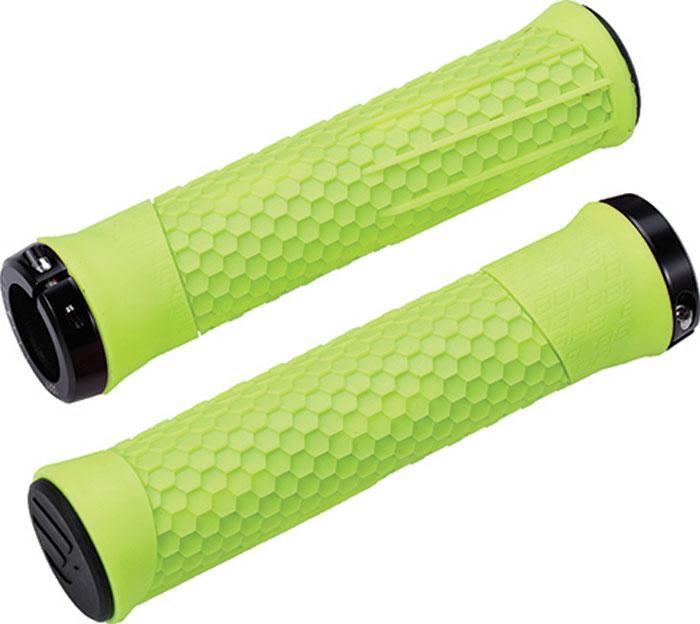 Грипсы BBB Python, цвет: зеленый, длина 142 мм, 2 см