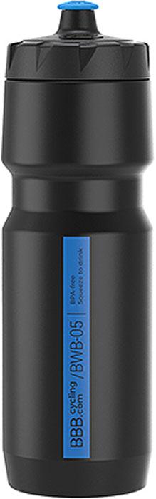 Фляга велосипедная BBB CompTank, цвет: синий, 750 мл аксессуар bbb bbb фляга