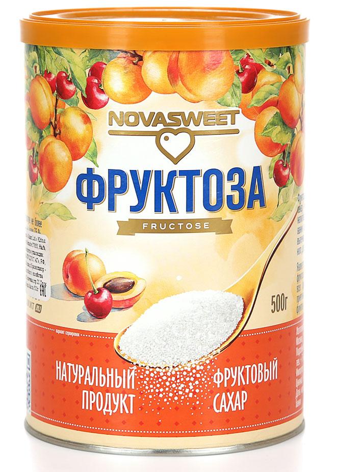 Nowasweet Фруктоза, 500 г maitre de sucre фруктоза 500 г
