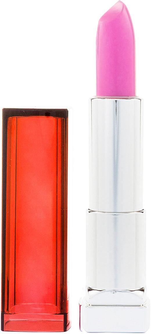 Maybelline New York Помада для губ Color Sensational, Роскошный цвет, Сочный фреш, оттенок 900, Розовый леденец, 4,4 г