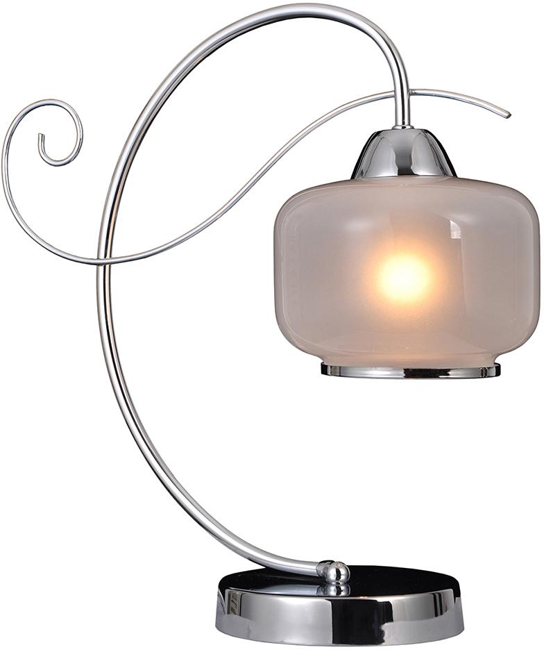 Настольная лампа Natali Kovaltseva, 1 х E27, 40W. 75049/1T CHROME75049/1T CHROMEКлассический стиль зародился еще в античные времена. Классика вне времени. Такие люстры пользуются особой популярностью среди ценителей изысканности и роскоши. Светильники в стиле классика самый любимый декоративный элемент мировых интерьер-дизайнеров.Светильники данной серии от Natali Kovaltseva имеют очень практичный и функциональный дизайн, отличное качество и простота в эксплуатации. Срок службы этих светильников превышает десятилетие. Размеры: D35 x H37 cm