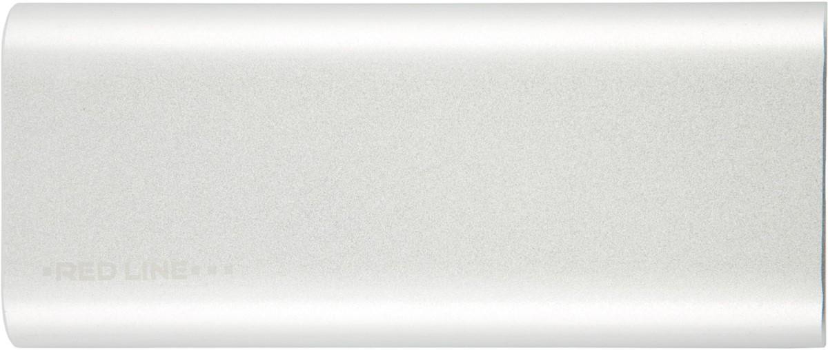 Red Line H16, Silver внешний аккумулятор (10 000 mAh)
