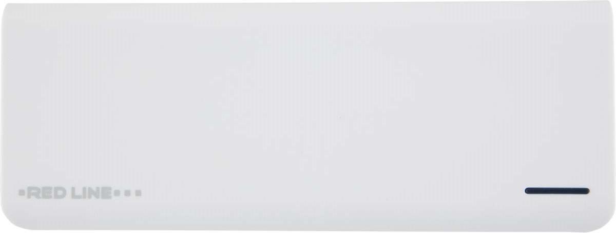 Red Line R6, White внешний аккумулятор (12 000 mAh) УТ000010089