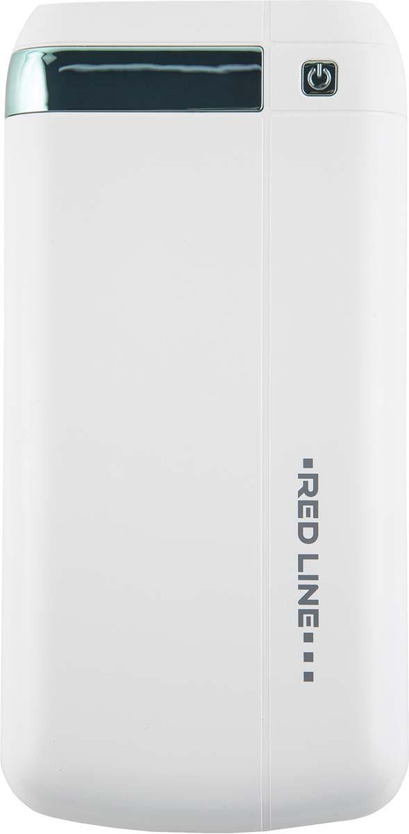 Red Line Q8, White внешний аккумулятор (20 000 mAh)