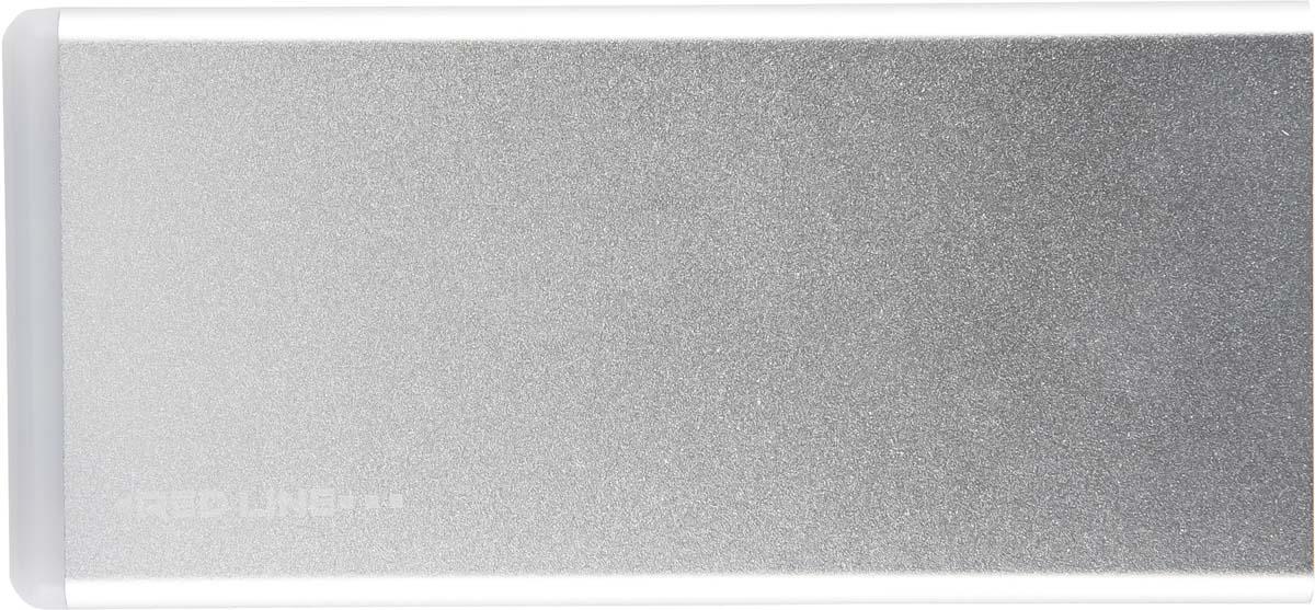 Red Line H9, Silver внешний аккумулятор (6 000 mAh)