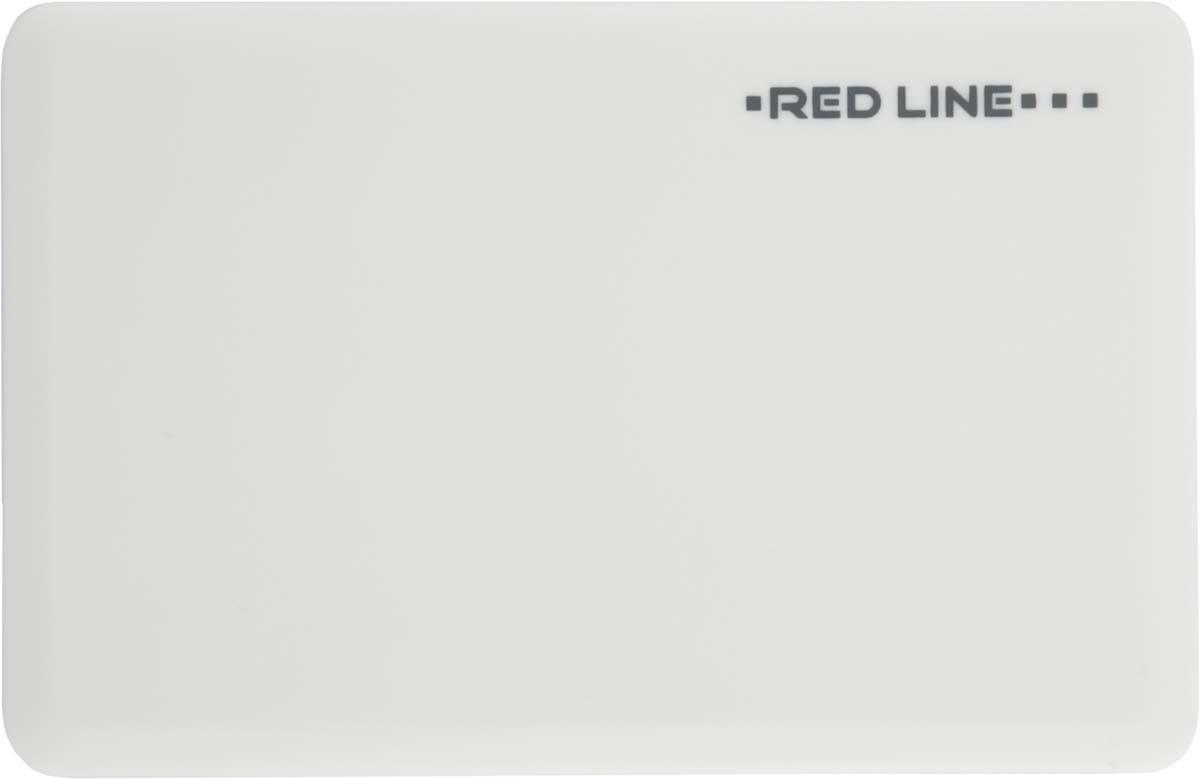 Red Line С3, White внешний аккумулятор (3 000 mAh)