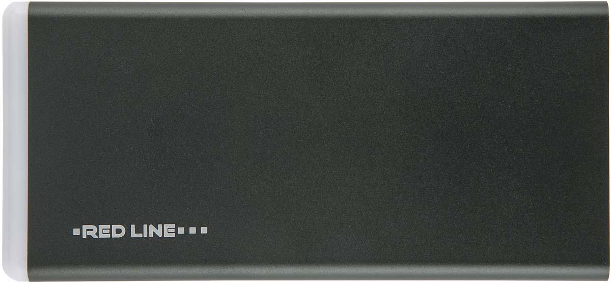 Red Line H9, Black внешний аккумулятор (6 000 mAh) 120db loud security alarm siren horn speaker buzzer black red dc 6 16v