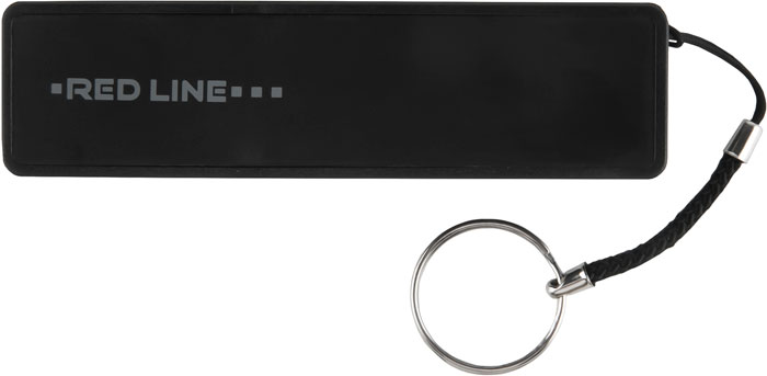 Red Line R-2000, Black внешний аккумулятор (2 000 mAh)