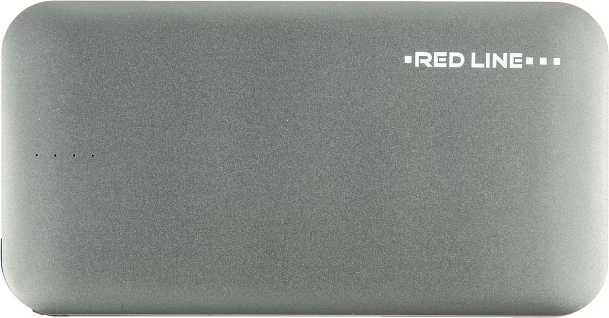 Red Line B8000, Grey внешний аккумулятор (8 000 mAh)