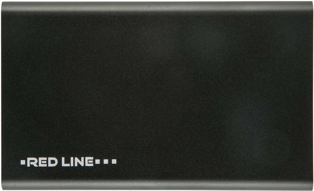 Red Line J03, Black внешний аккумулятор (3 000 mAh)