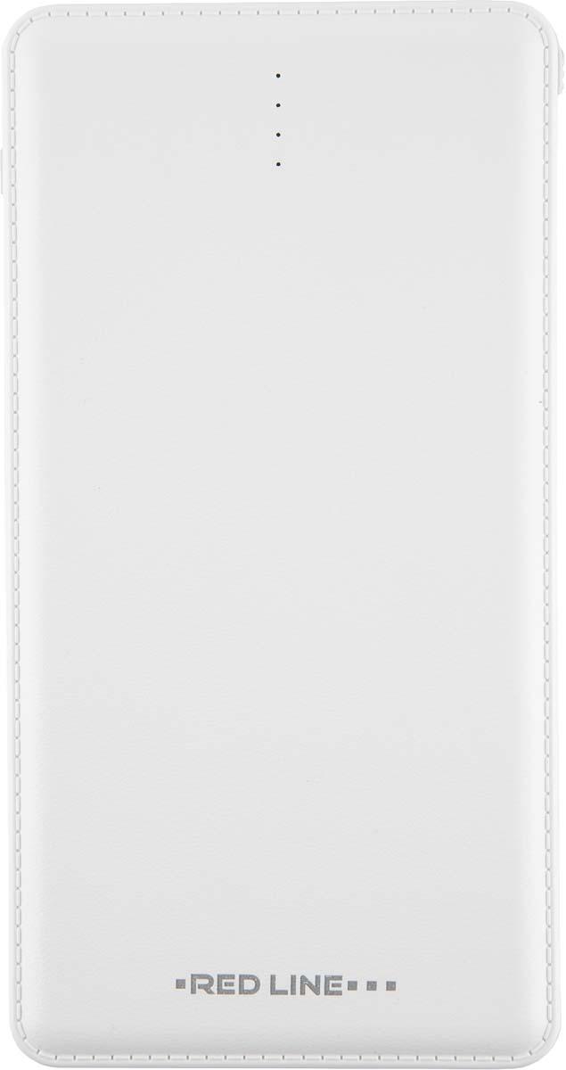 Red Line UK-143, White внешний аккумулятор (10 000 mAh) red line b8000 grey внешний аккумулятор 8 000 mah