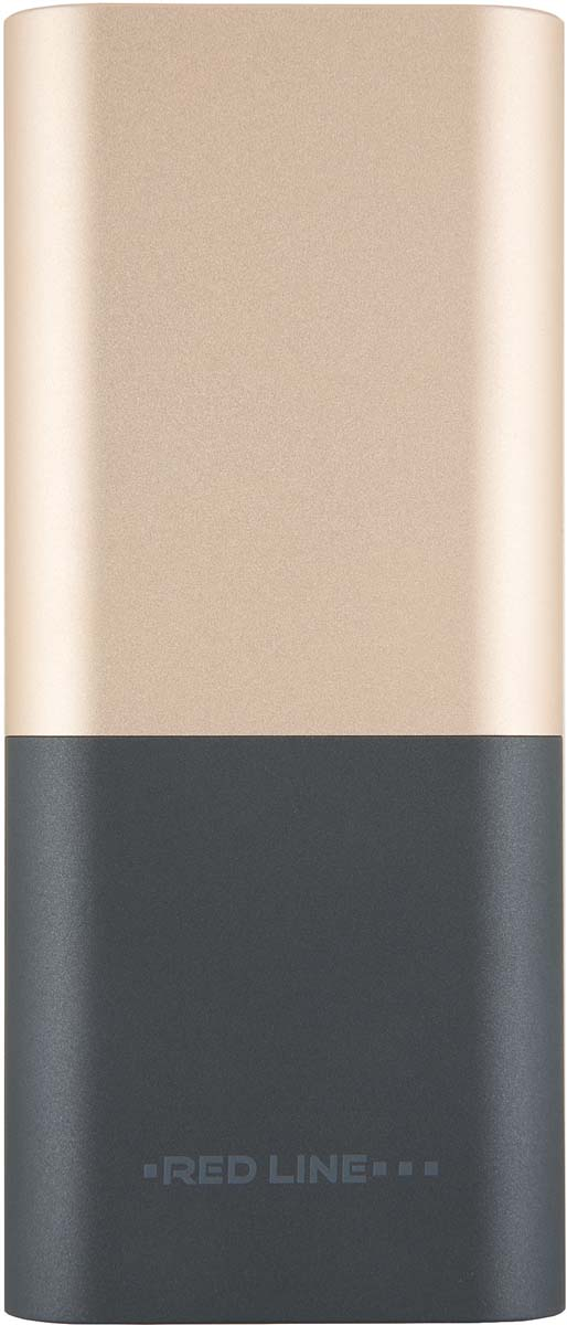 Red Line T7, Gold внешний аккумулятор (9 000 mAh)