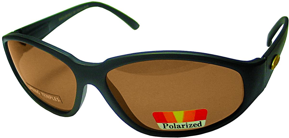 Очки поляризационные Salmo, цвет: черный. S-2504 поляризационные очки guideline viewfinder copper
