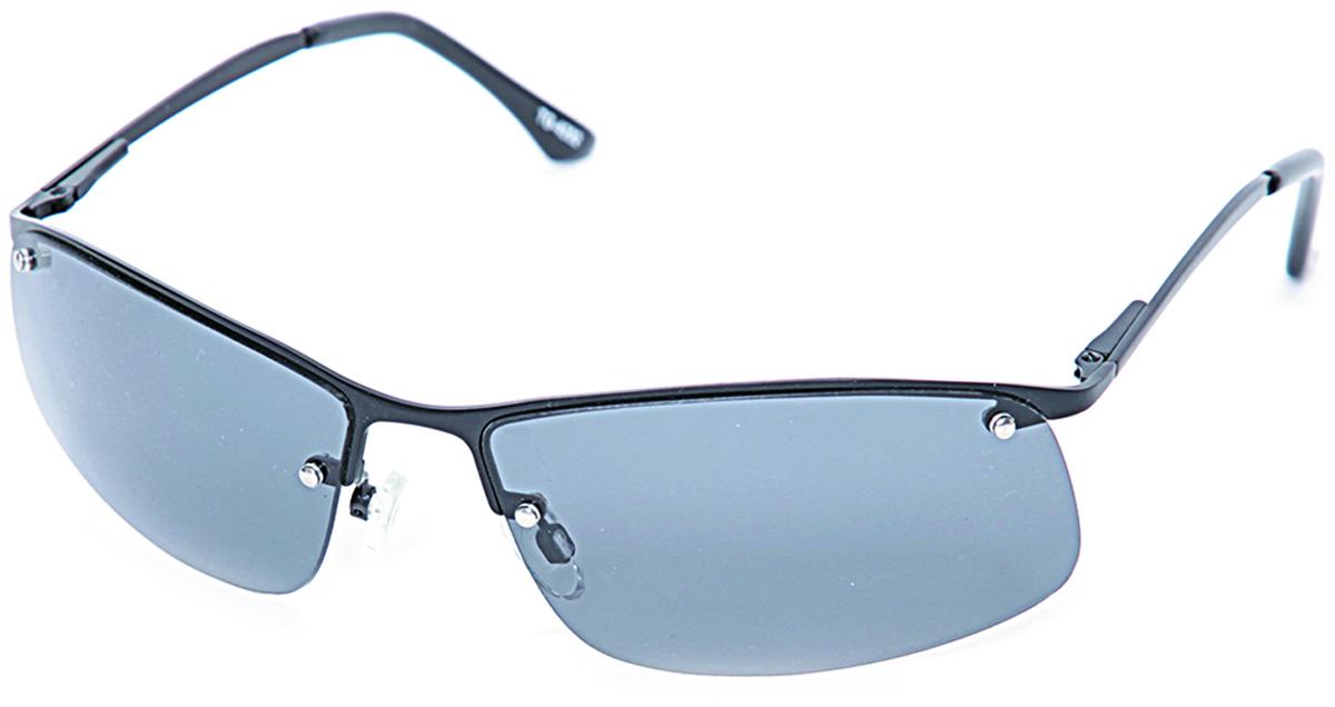 Поляризационные очки предохраняют глаза рыболова от инфракрасного излучения солнца.  Они снижают солнечные блики от воды, во время рыбалки. Эти очки позволяют рыболову смотреть «сквозь воду» и ловить рыбу целый день против солнца.  • Ярлык-тестер, для проверки качества поляризации.  • Цвет стекол: серые.