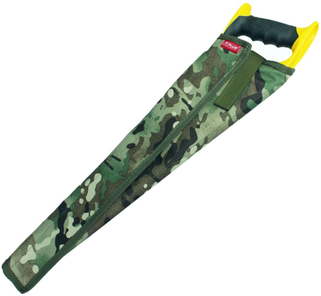 Чехол для ножовки Tplus, оксфорд 600, цвет: multicam, 50 см