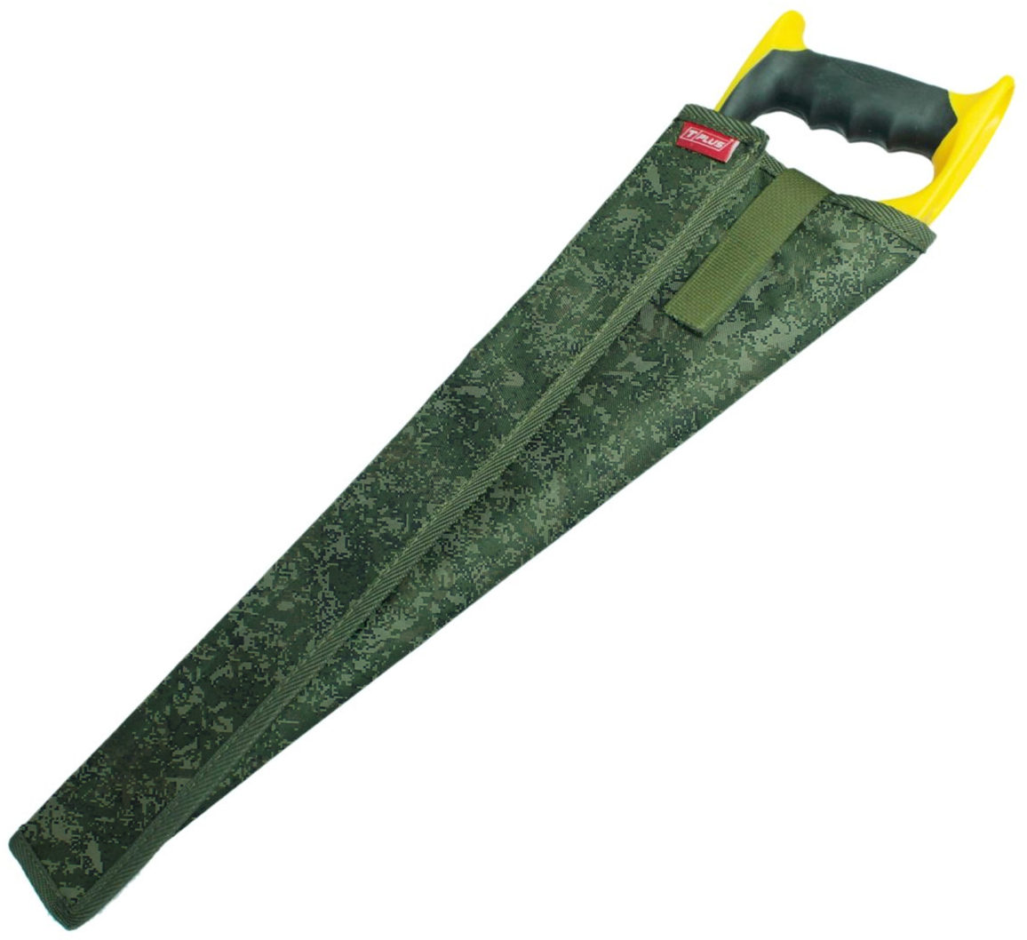 Чехол для ножовки Tplus, оксфорд 600, цвет: цифра, 50 см