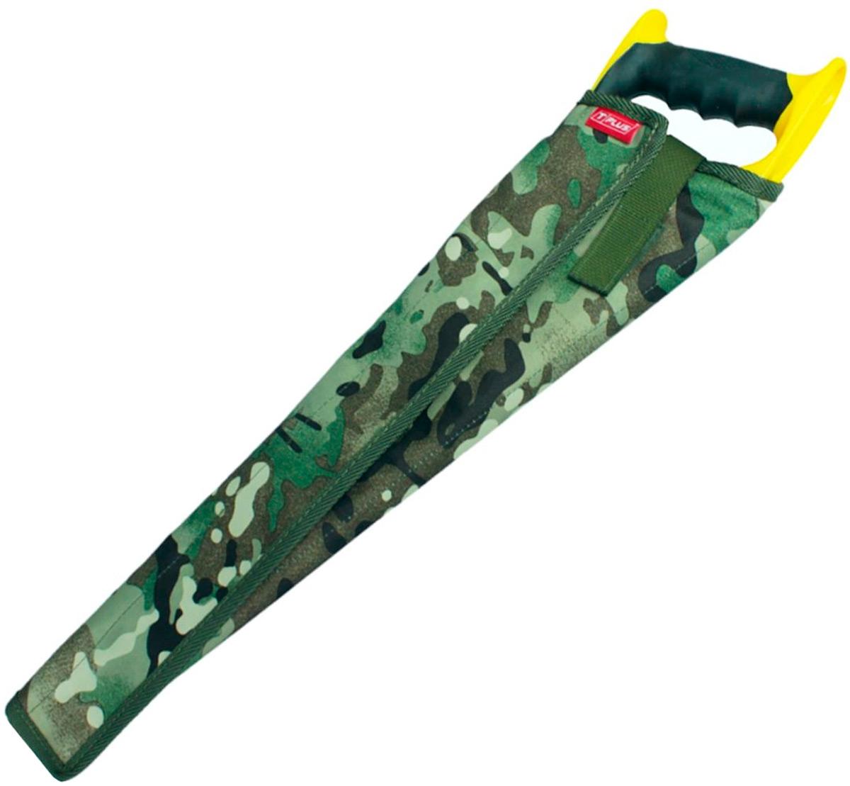 Чехол для ножовки Tplus, оксфорд 600, цвет: multicam, 40 см