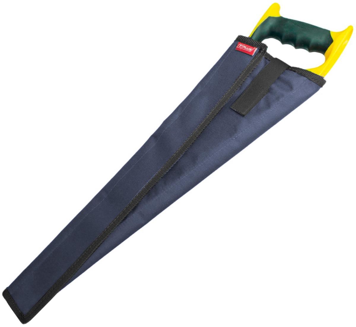 Чехол для ножовки Tplus, оксфорд 600, цвет: синий, 40 см