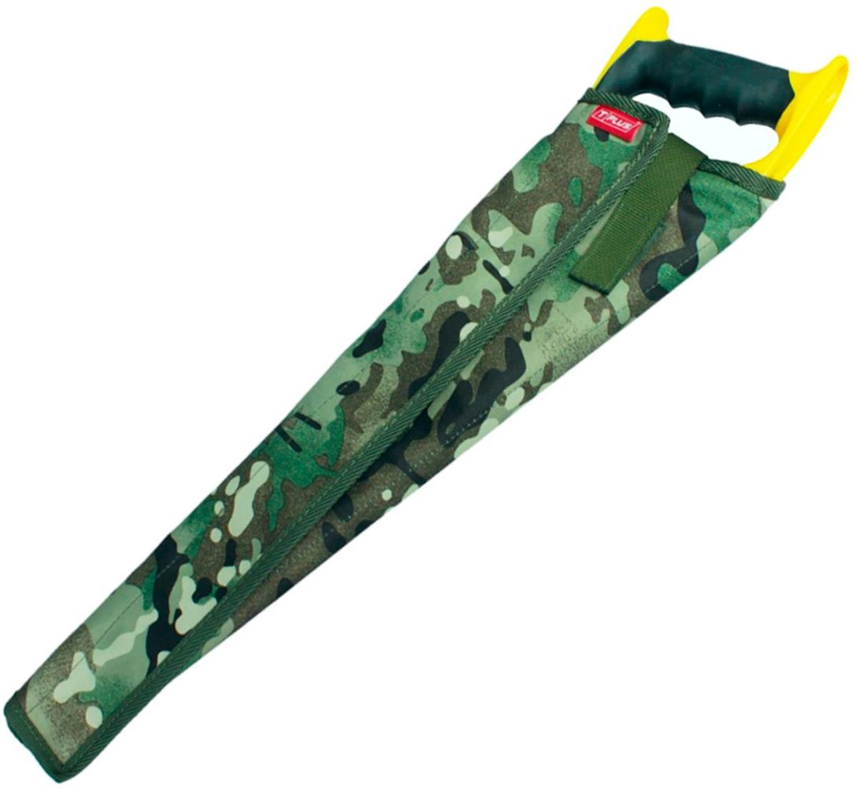 Чехол для ножовки Tplus, оксфорд 600, цвет: multicam, 55 см