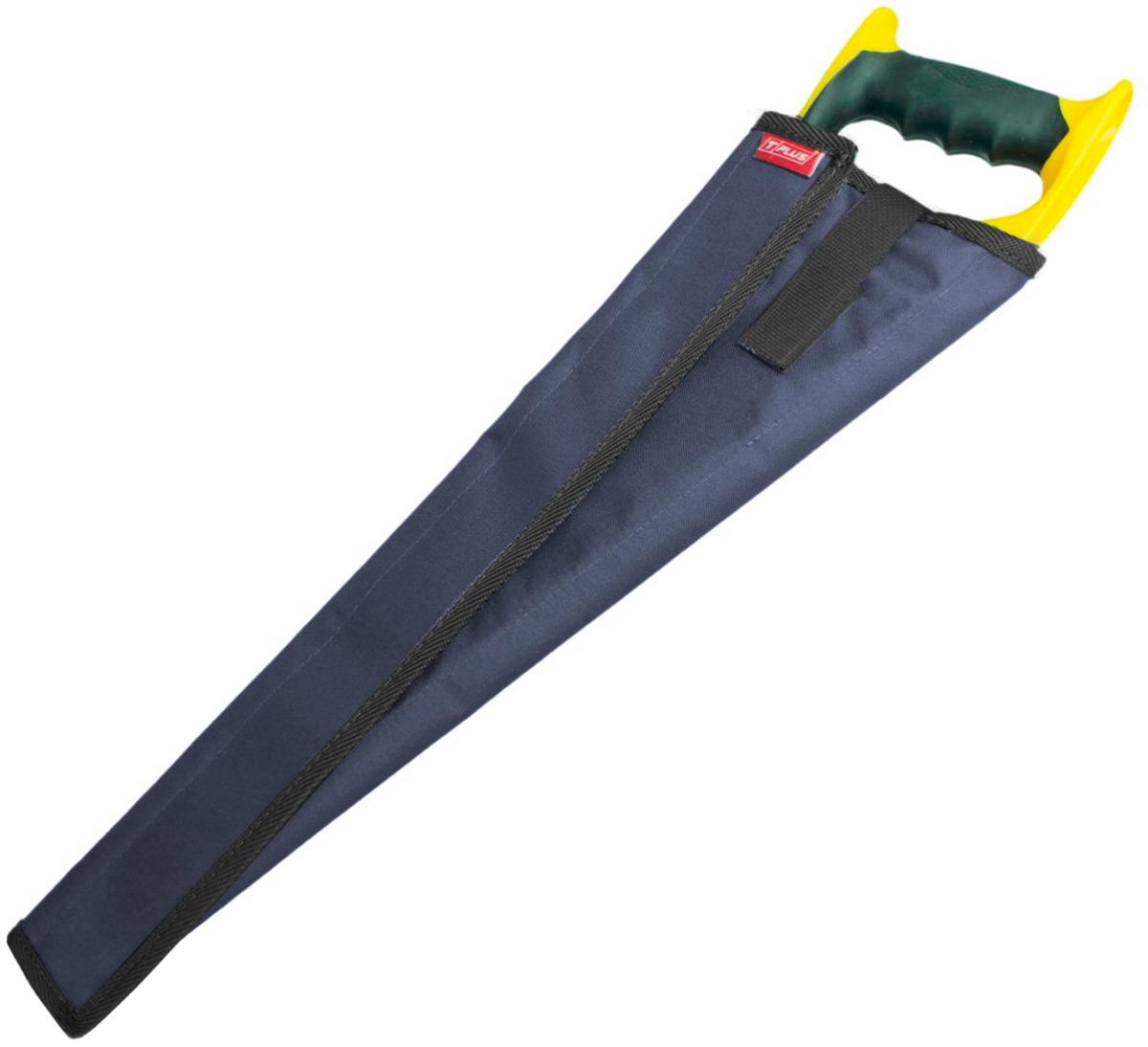 Чехол для ножовки Tplus, оксфорд 600, цвет: синий, 55 см