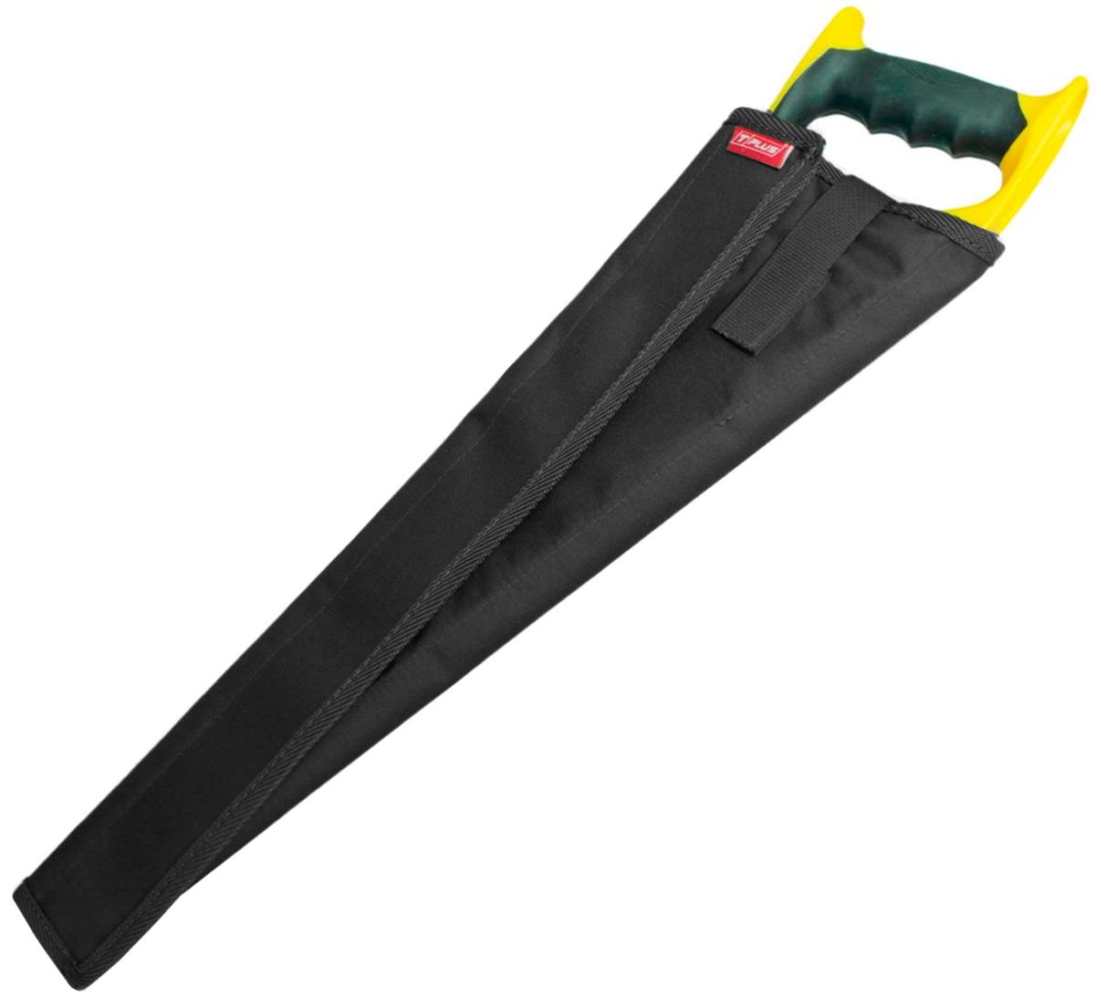 Чехол для ножовки Tplus, оксфорд 600, цвет: черный, 55 см