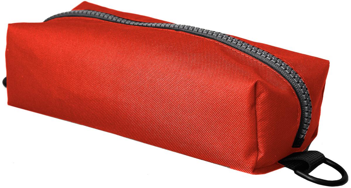 Пенал тактический Tplus, оксфорд 600, цвет: красный, 20 x 10 x 4 см сумка рыбака tplus 600 цвет олива 36 x 20 x 20 см