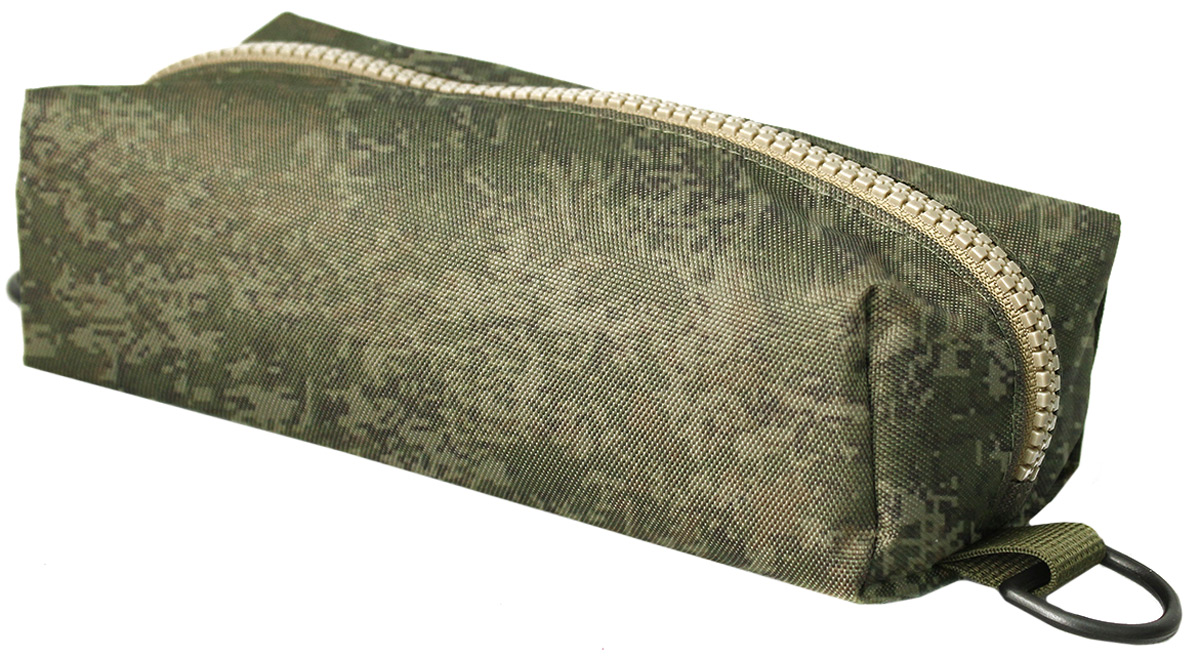 Пенал тактический Tplus, оксфорд 600, цвет: цифра, 20 x 10 x 4 см