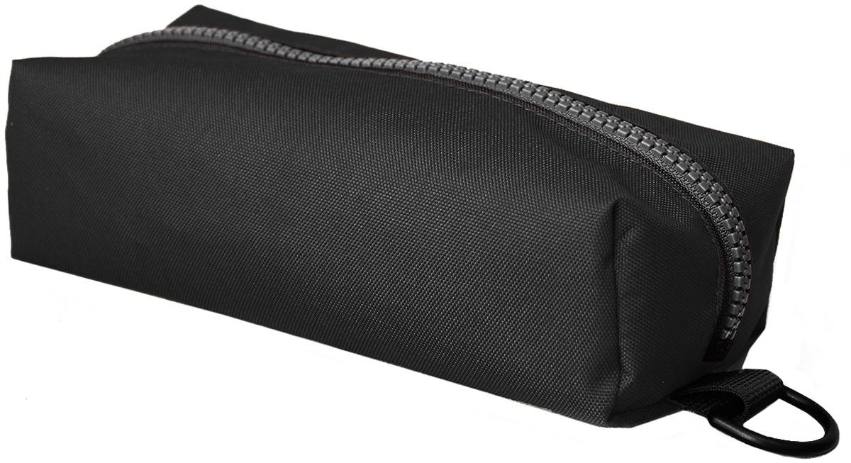 Пенал тактический Tplus, оксфорд 600, цвет: черный, 23 x 10 x 5 см