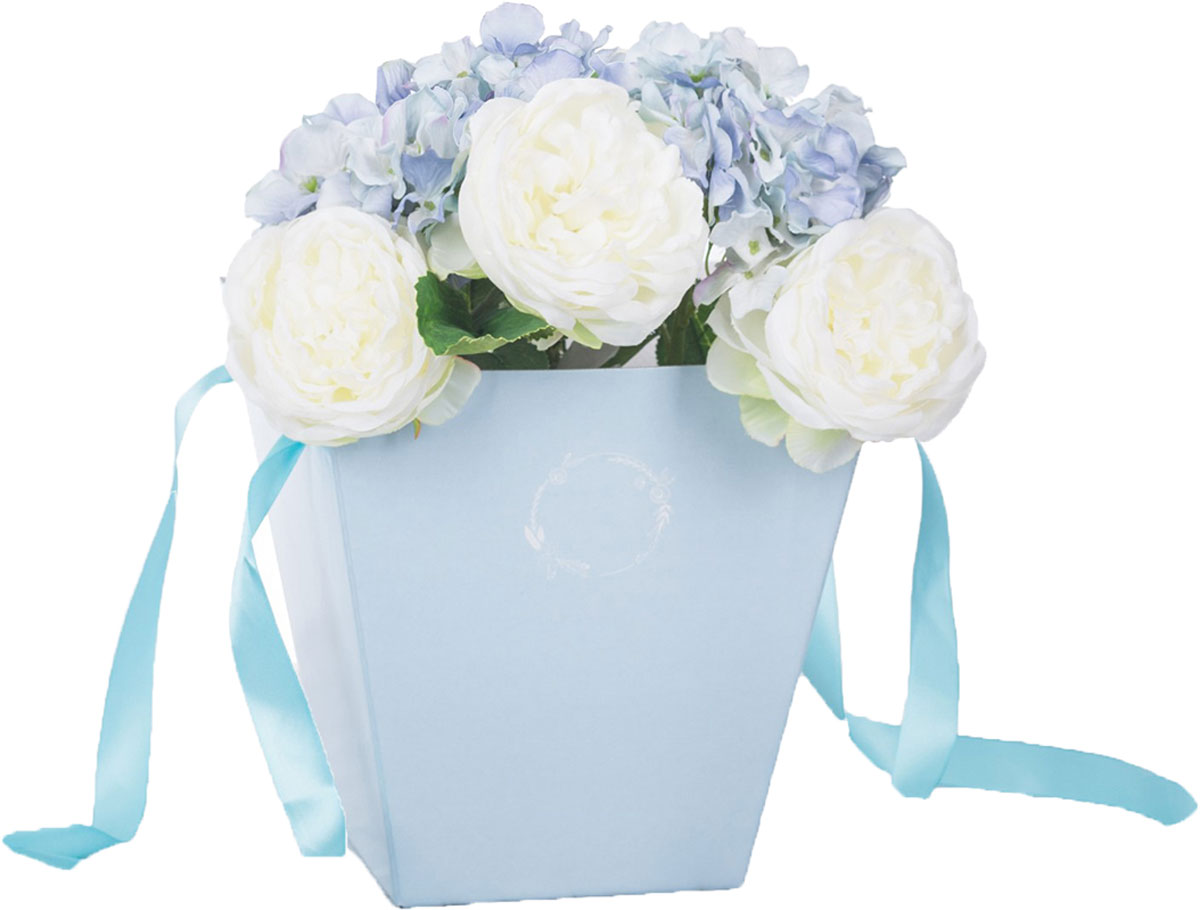 Коробка-трапеция Дарите Счастье