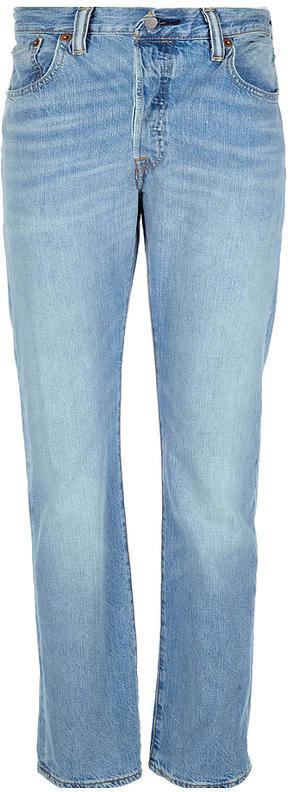 Джинсы мужские Levi's® 501, цвет: голубой. 50126120. Размер 38-32 (54-32)