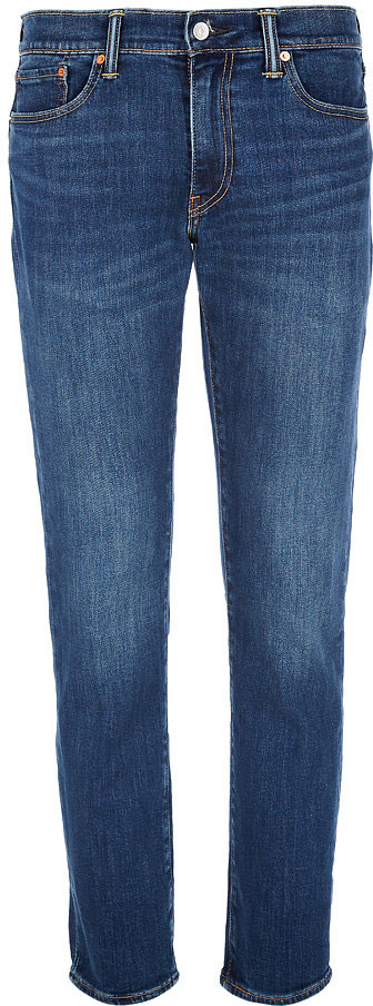 Джинсы мужские Levi's® 511, цвет: синий. 451126250. Размер 34-32 (50/52-32) besgo crazy fit massage vibration plate exercise vibration plate machine vibration plate oscillating with music remote