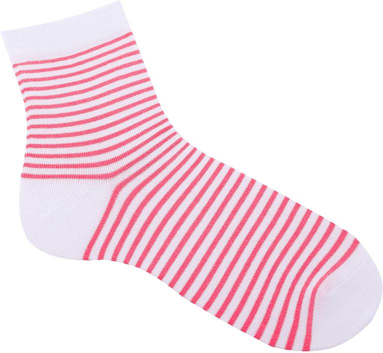 Носки женские Akos, цвет: белый. C3 A100 23. Размер 38/40C3 A100 23