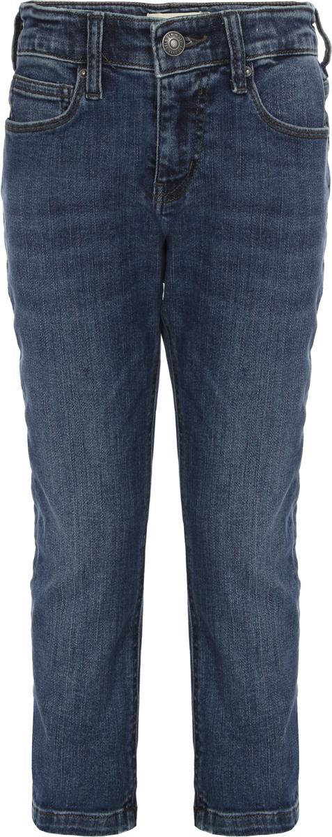 Фото Джинсы для мальчика Sela, цвет: синий джинс. PJ-835/030-8172. Размер 146, 11 лет