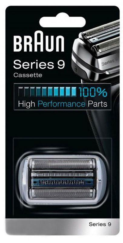 Braun 92S сетка + режущий блок Series 9 сетка braun 2000 cruzer 20s без ножей