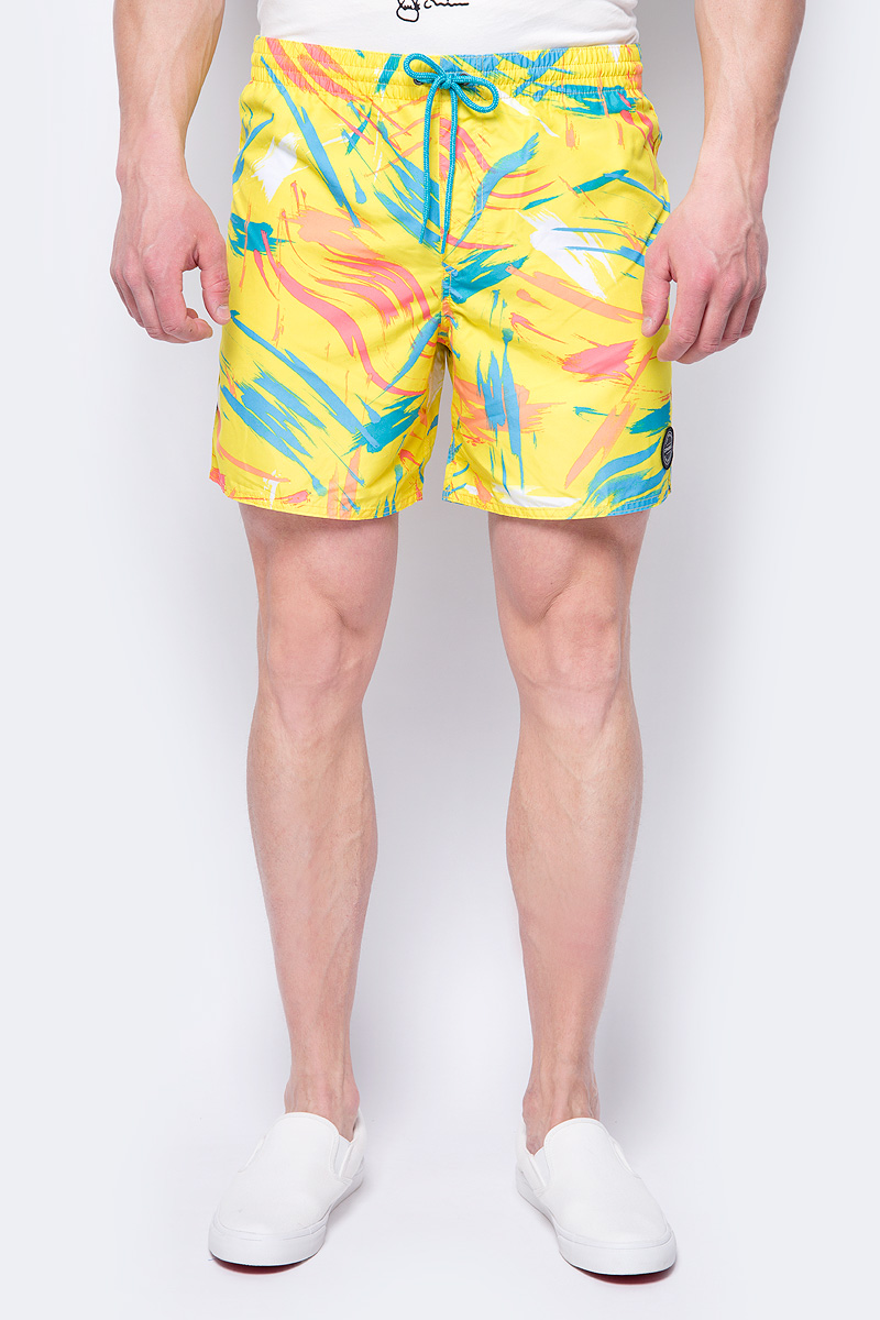 Шорты мужские O'Neill Pm Sunstroke Shorts, цвет: желтый. 8A3601-2900. Размер XL (52/54) мужские пляжные шорты smart 100% 2015 surf smt1507