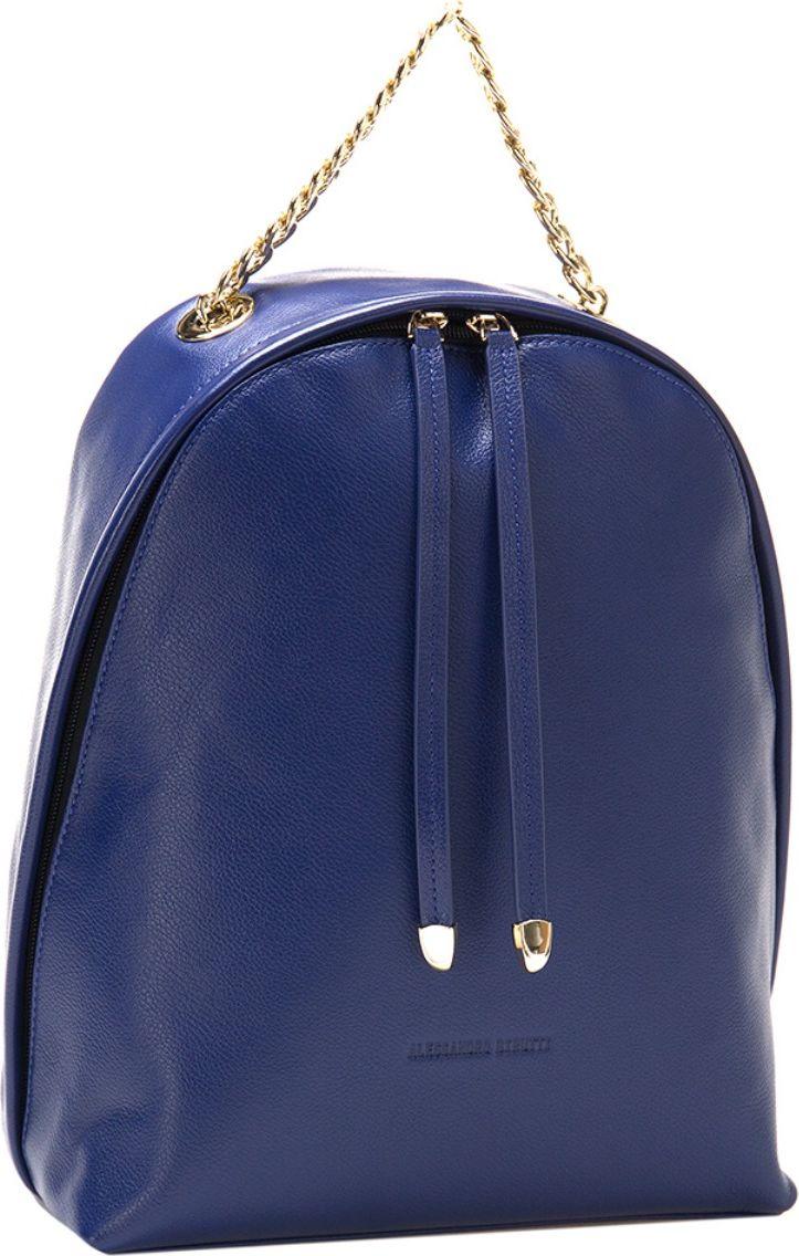 Рюкзак женский Alessandro Birutti, цвет: фиолетовый. 13-172-1 сумка женская alessandro birutti цвет темно синий 4013