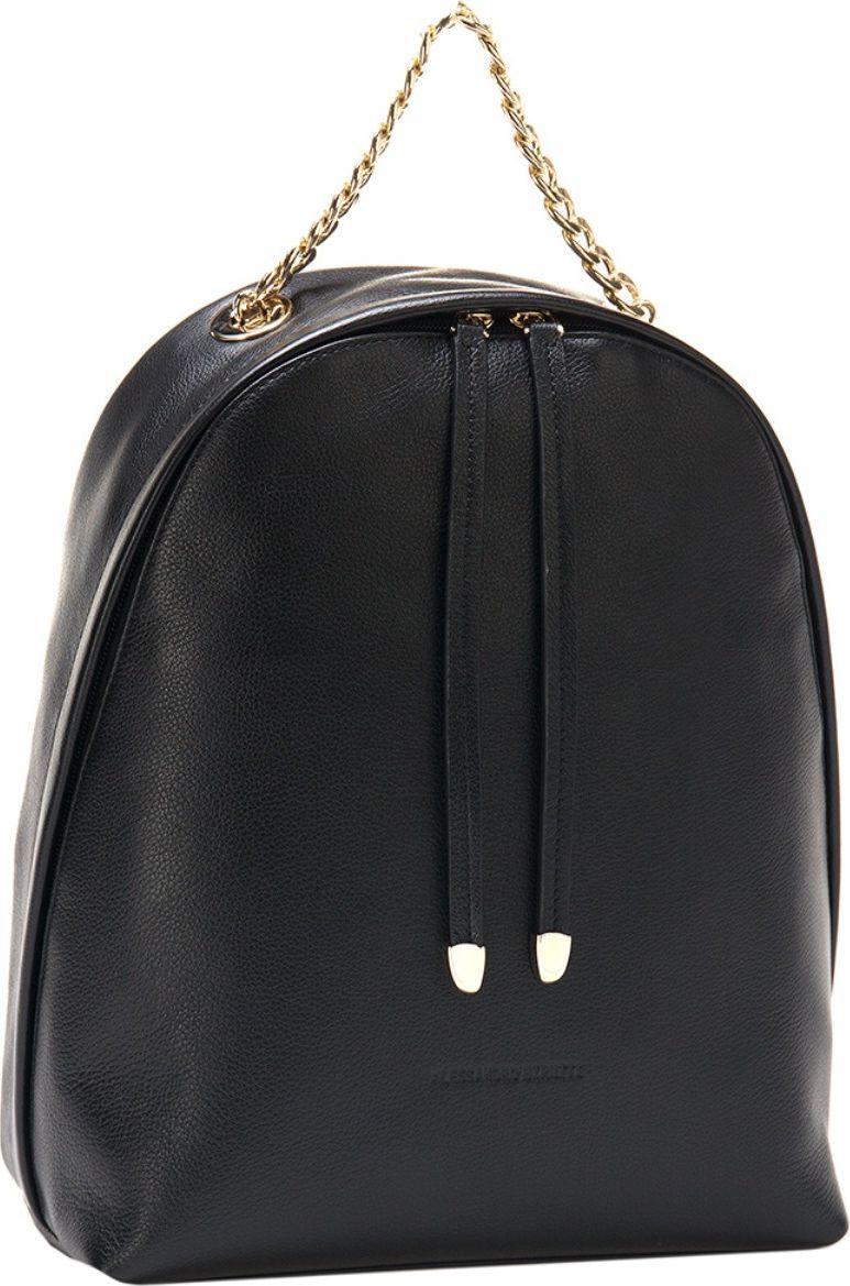 Рюкзак женский Alessandro Birutti, цвет: черный. 13-172-1
