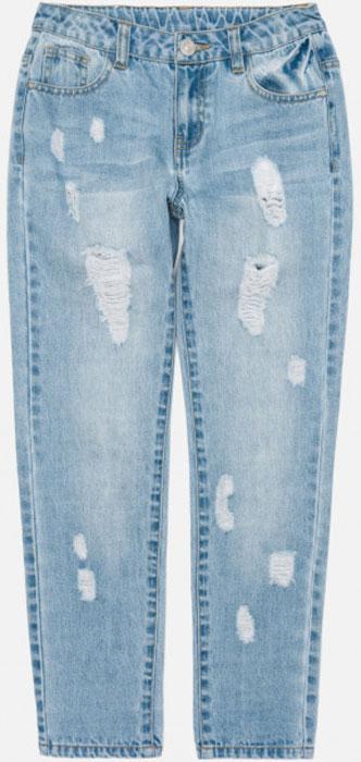 Джинсы для девочки Acoola Vudu, цвет: синий. 20210160150_700. Размер 164 джинсы acoola acoola ac008egacxr9