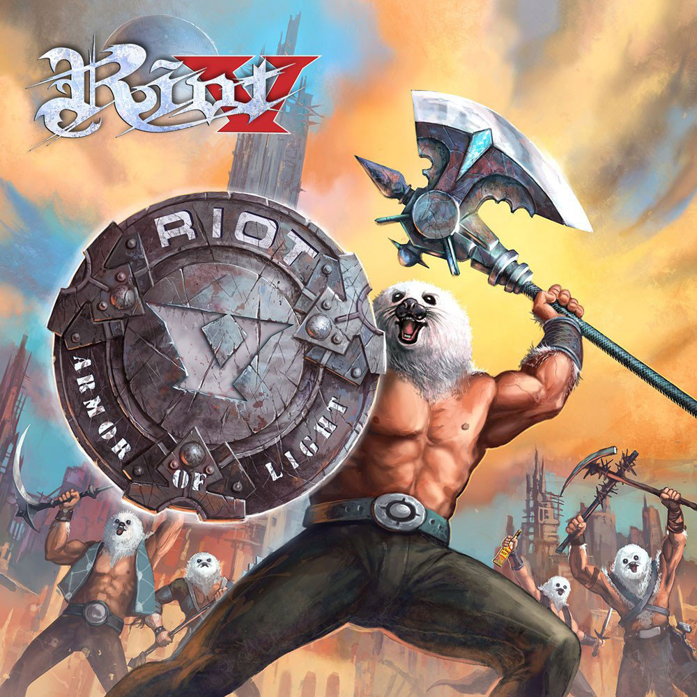 Riot V. Armor Of Light (2 CD)
