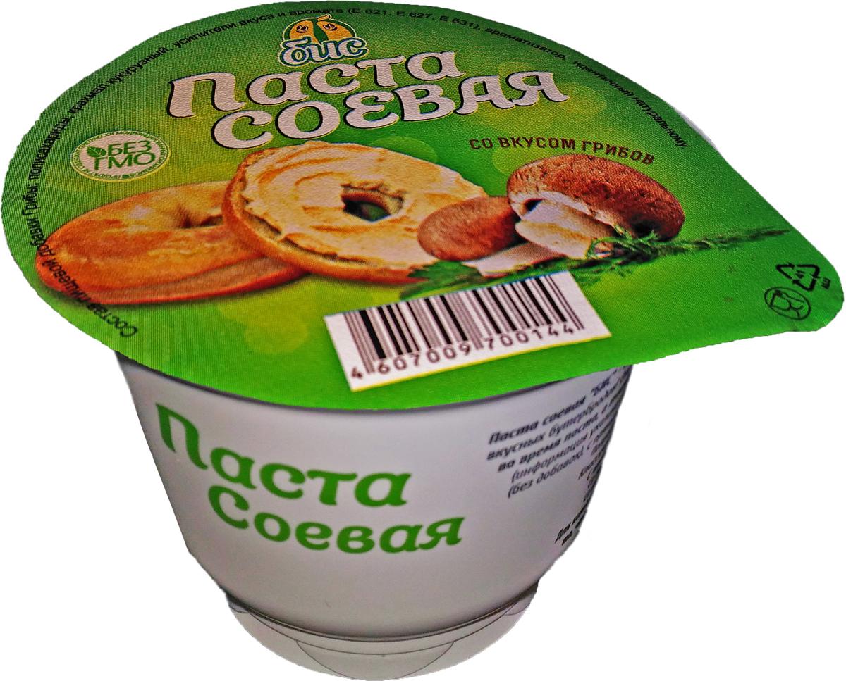 Боб и Соя Паста соевая с грибами 25%, 250 г паста соевая weishenhe кочудян 500 мл экономичная упаковка