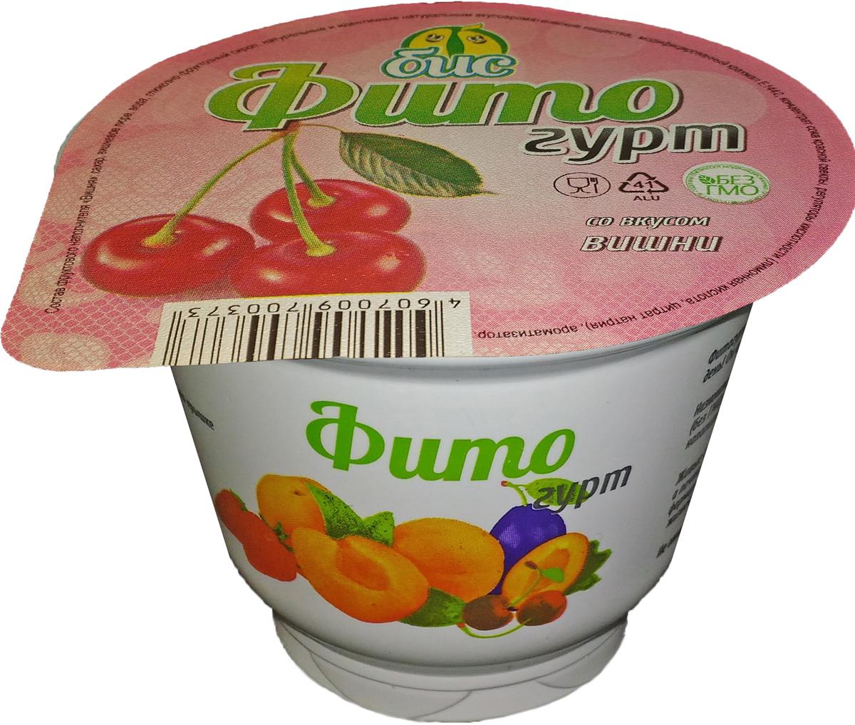 Боб и Соя Фитогурт с Вишней, соевый 2%, 200 г4607009700373Натуральный соевый йогурт с натуральными фруктово-ягодными наполнителями содержит полезные молочнокислые организмы, подходит для диетического и постного питания.