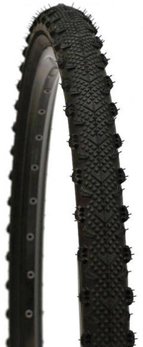 Покрышка велосипедная Mitas V45 Winner, цвет: черный, 24 x 1,90