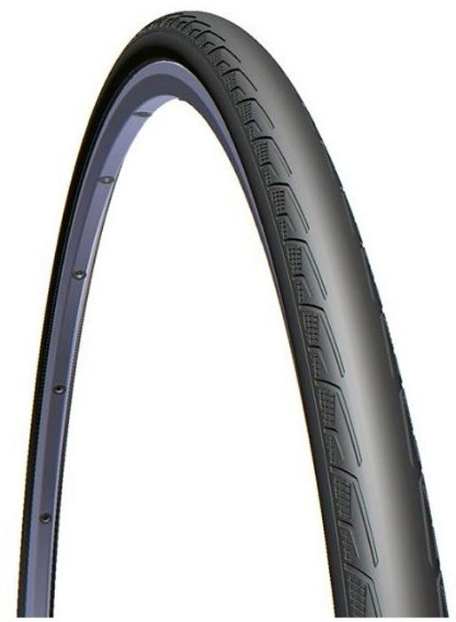 Покрышка велосипедная Mitas V80 Syrinx, цвет: черный, 26 x 1,50
