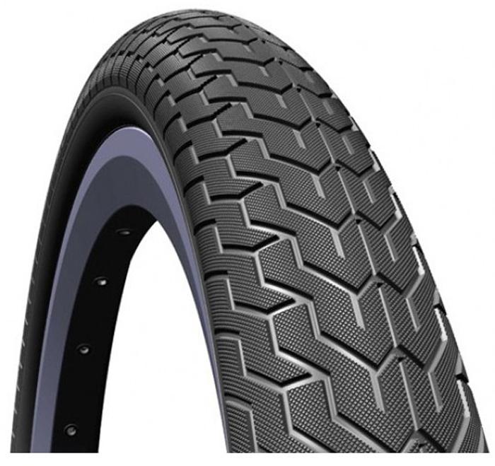 Покрышка велосипедная Mitas V45 Winner, цвет: черный, 20 x 1,90