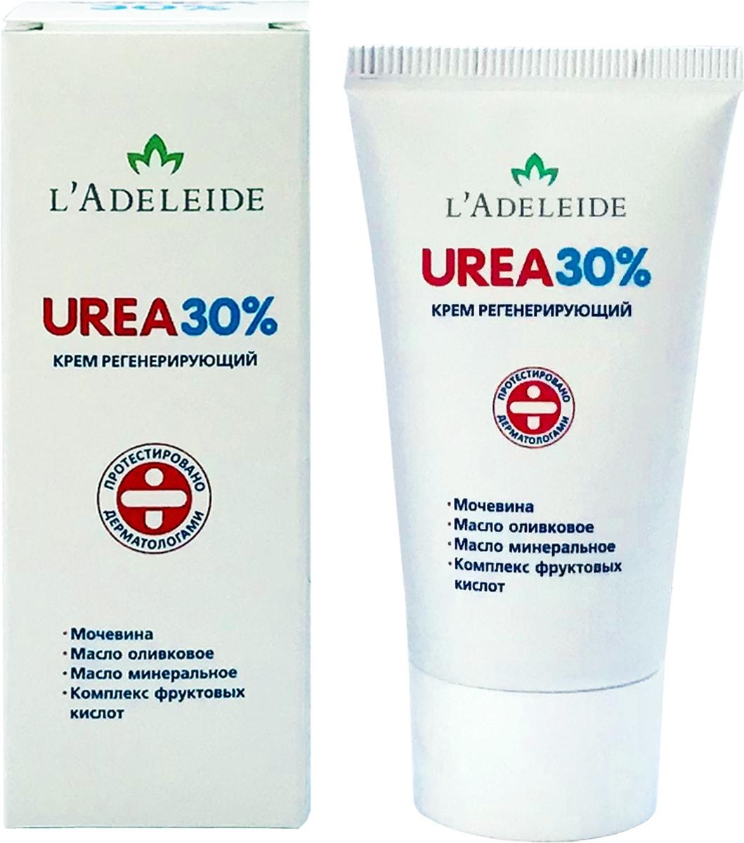 L'Adeleide Крем регенерирующий Urea 30 %, 50 мл все цены